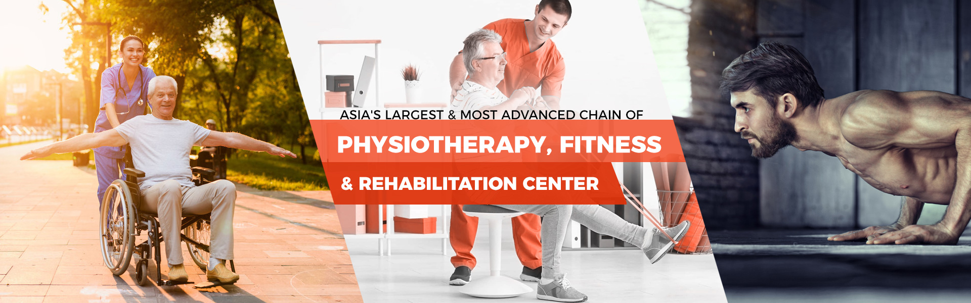 Mission Health Multi-Specialty Physiotherapy Centre Specialized Physiotherapy Medical Gym and Physiotherapy Centre