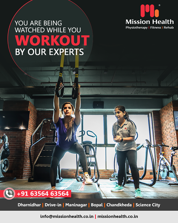 Ahmedabad's first Fitness Boutique where expert sports physiotherapists and fitness coaches come together to form new rules of Fitness.  #fitnessfreak #fitness #fitnessfirst #sportsfitness #bodybuilding #Bodyworkouts #bodyshaping #workouts #sportsworkouts #preworkoutsessions