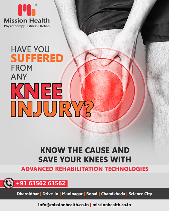 Right from the clinical and objective assessment of Knee Joint and establishing the accurate diagnosis (cause) of Knee pain, we provide a 360-degree approach for Knee Pain treatment with the most advanced technologies and rehab programs. Treatment protocols are targeted to pain and inflammation reduction with advanced non –surgical pain relief technologies. Clubbed with Strength and Endurance Conditioning, Proprioceptive Rehab, Biomechanical Corrections, Footwear Modifications, Ergonomics and Home Exercise Program, patients achieve the fastest and long-lasting results.  Yes, you can treat your Knee Pain and bid good bye to it forever with our holistic treatment approach!  Call: +916356263562 Visit: www.missionhealth.co.in  #kneepain #rehabilitation #prehab #sportstherapy #kneeinjury #kneerehab #chronicpain #MissionHealth #MissionHealthIndia #MovementIsLife
