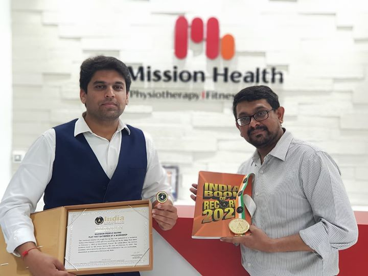 One more Milestone set by Mission Health! We are now on the pages of