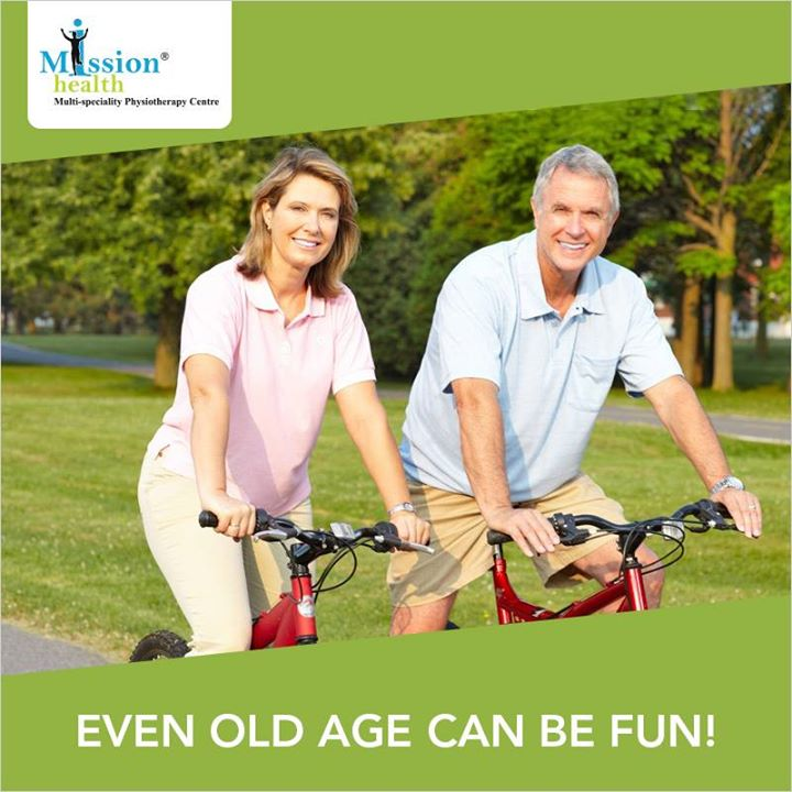 Geriatrics Rehabilitation maintains functional independence in the elderly. It is imperative for the patients' well-being and for society, so that we can thrive socially and economically. #MissionHealth #Treatment #Physiotherapy #GeriatricsRehabilitation  For more details, call us at - 7622811811/8530720720 or visit us – www.missionhealth.co.in