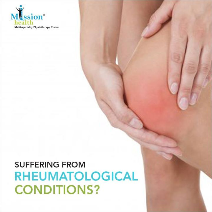 Rheumatic conditions are a major cause for disabilities and sufferings. We at Mission Health take various steps to reduce pain and suffering. #MissionHealth #Treatment #Physiotherapy #RheumaticRehabilitation For more details, call us at - 7622811811/8530720720 or visit us – www.missionhealth.co.in