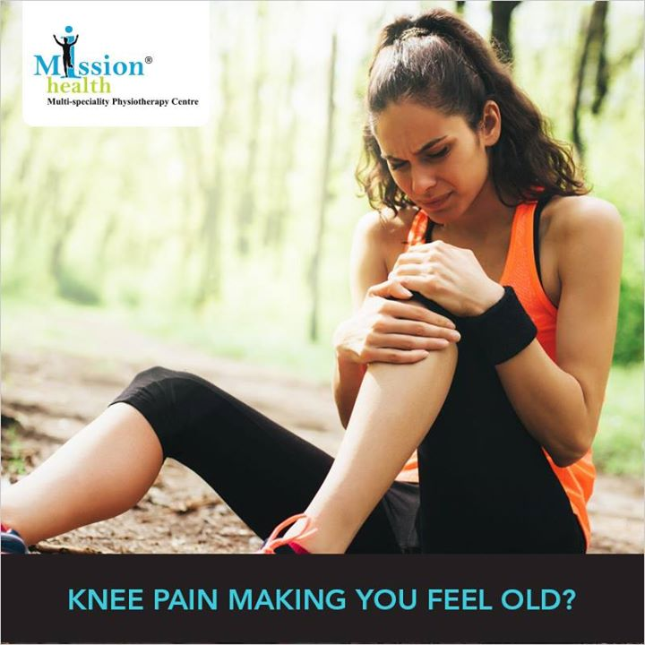 Enormous amount of mechanical stress on our knees on a daily basis opens the door to chronic pain and disability. #MissionHealth #KneeClinic #KneePain #AccurateDiagnosis #AdvancedPhysiotherapyAndRehabilitation. For more details, call us at - 7622811811/8530720720 or visit us – www.missionhealth.co.in