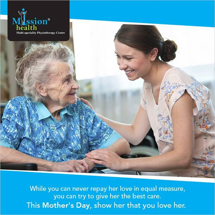Make this Mother's Day a special occasion. Mothers deserve the best care in this world.  Visit us to know all about our services at www.missionhealth.co.in  Call us at - 7622811811/8530720720  #MissionHealth #HappyMothersDay #Ahmedabad