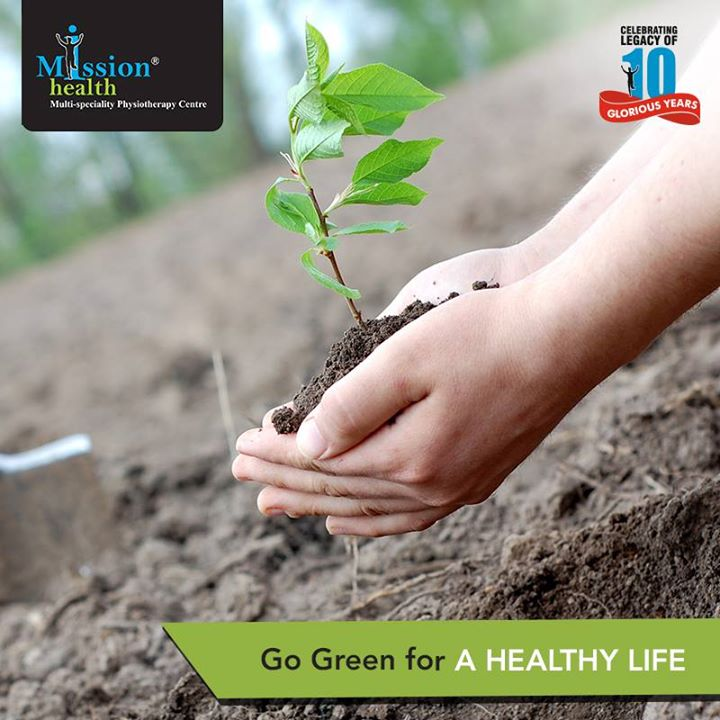 Mission Health wishes you all a Happy World Environment Day. Embrace the nature for a happy life.  Celebrating the legacy of 10 glorious years!  For more details - Visit us –www.missionhealth.co.in  Call us at - 7622811811 / 8530720720  Stay Healthy, Stay Fit.  #MissionHealth #10YearsOfSpreadingSmiles #Ahmedabad #WorldEnvironmentDay