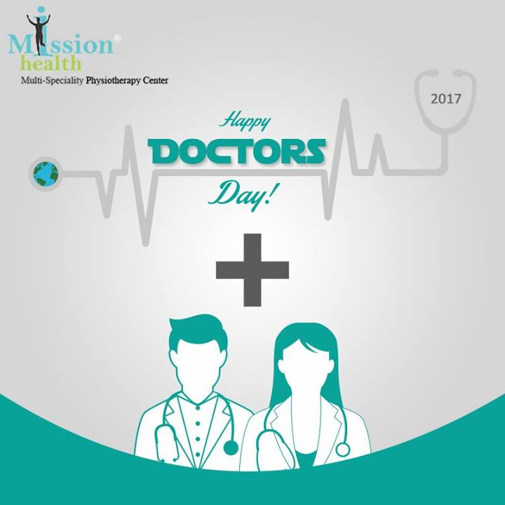 A good laugh and a long sleep are the best cures in the doctor's book.  Here's wishing a Happy Doctor's Day to all the Doctors who are dedicated towards healing.  Celebrating the legacy of 10 glorious years!  For more details - Visit us –www.missionhealth.co.in  Call us at - 7622811811 / 8530720720  Stay Healthy, Stay Fit.  #MissionHealth #10YearsOfSpreadingSmiles #Ahmedabad #Mumbai #India #Success #Decade #Anniversary #HappyDoctorsDay