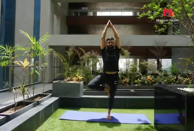 Yoga is one of the most effective exercise for Human Body. It works not only Muscles and Bones but on vital organs as well.   To strengthen the muscles of respiration as well as to improve the lung capacity, following five asanas are proved to be beneficial.   Follow all the videos of series *प्राणवायु*- The Breath of Life Series by *Mission Health* for more of such informative videos.  +91 76005 04005  www.missionhealth.co.in  #missionhealth #physiotherapy  #PostCovidRehab #covid19 #BreathingExercise #Pranayam #novelCoronaVirus #Yoga #Rehab #MovementisLife #NeuroRobotics #CentreofExcellence #RehabSuites