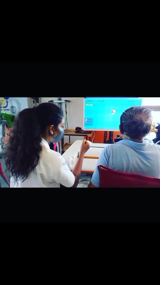 Advanced Hand Robotics are a source of Audio-Visual feedback for continuous engagement and motivation along with virtual Goal achievements...@ Mission Health  For quick recovery from Neurological conditions call 6356263562  #neurophysiotherapy #robotics #advancedneuro #rehab #rehabsuites #bestphysiotherapyclinic #gamesrehab #strokerecovery #reelinstagram #instagram