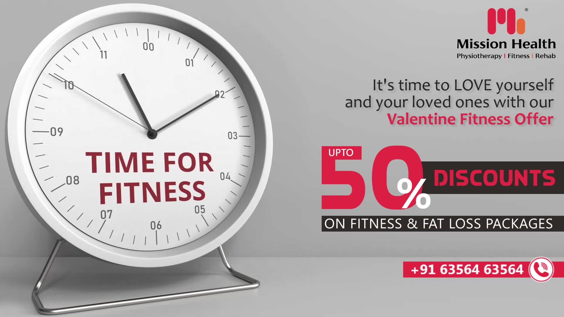 Love is in the AIR  Be FIT, Love Yourself and your loved ones with our Valentine Fitness Offer!  Visit us at your nearest Mission Health Fitness Boutique  Call: +916356463564 Visit: www.missionhealth.co.in  #valentinefitnessoffer #exercise #exercises #fitnessexperts #fitnessexpert #fitnessteam #gymoholic #winterworkouts #fitness #winterfitness #befit #gymoffers #fitnessoffers #goslim #MissionHealth #MissionHealthIndia #MovementIsLife