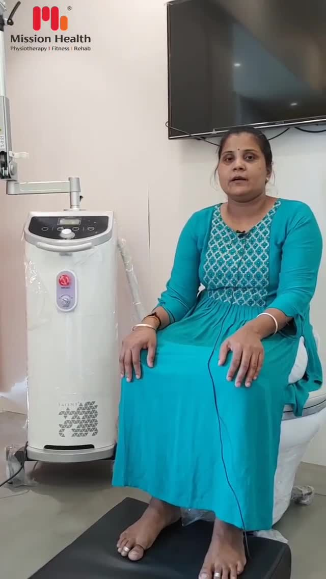 *URINARY INCONTINENCE* Taking Kegel's therapy to the next level with Mission Health's  Advanced  Technology.  Working on Urinary leakage  problems without any surgery or medicines, keeping the patient's comfort in mind.  Mrs. Shweta Jain shares her experience of recovering from urinary leakage  problems..   For more details Please call: 6356595959 www.missionhealth.co.in  #explorepage  #bestphysiotherapyclinic  #MissionHealth  #missionrehabilitation  #missionhealthindia  #urinaryleakage  #urinaryincontinence  #awareness  #instagram  #viralvideos  #viral  #instadaily