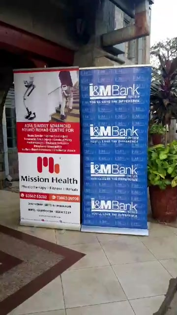 We are all set to start Balance - The Ergonomics Workwhop by Dr. Aalap Shah for I&M Bank Team @ Nairobi...