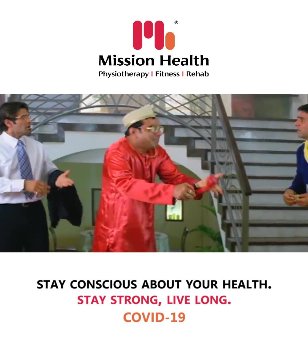 Corona Se डरोना  #Coronavirus #CoronaAlert #COVID19 #StayAware #StaySafe #MissionHealth #MissionHealthIndia
