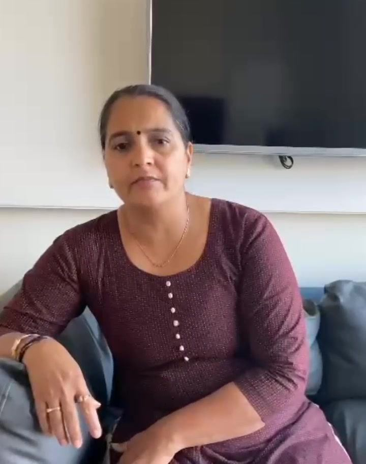 Mrs. Alka Patel suffered from Severe heel pain since last 6 months. After consulting many places she came at Mission Health.  She underwent Advanced Xenon Therapy along with customised insoles at Mission Health Foot Clinic after which she got complete relief from her pain.  Also the Advanced Foot strengthening and correction exercises helped her maintain the recovery...  #footrehab #footcorrection #insoles #advancedlasertherapy #rehab #physiotherapy  #happypatient #painrelief #newpost