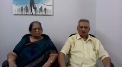 See How this 80 Year Young couple  Mr. Ramnik Shah & Mrs. Rarita Shah from London got relief from Back & Knee Issues @ Mission Health. #MissionHealth #SuperSpecializedPhysiotherapyCentre #RehabSuites #MoreThan22000SpinePatientsTreated #MoreThan5LakhPeopleEducatedOnSpine #MovementIsLife HealthLine 8530720720 www.missionhealth.co.in