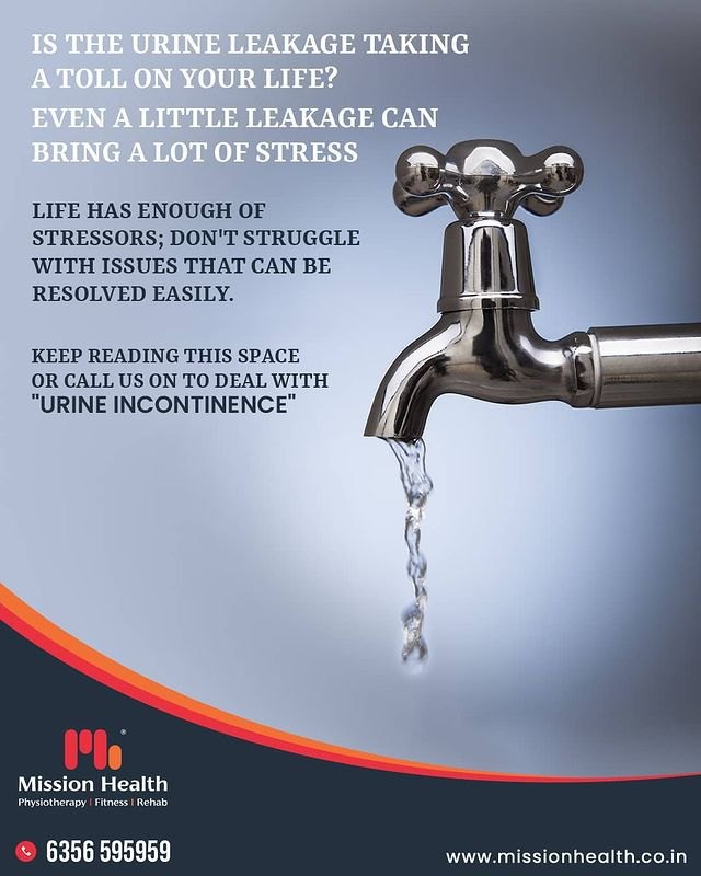 Even a little leakage can bring a lot of stress when it comes to urine incontinence. Is the involuntary urinary leakage taking a toll on your life, leaving you all stressed and dampened?  Understand that life has enough of stressors; don't struggle with issues that can be resolved easily. Replace the fear and shame with sound solutions. Keep reading this space or call us on to deal with